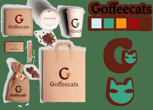 semera GmbH Webagentur Webdesign Logo Logodesign Coffeecats